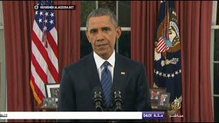 """أوباما: بدأنا مرحلة جديدة في القتال ضد """"التشدد الإسلامي"""""""