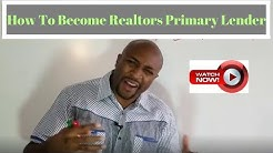 How To Become Realtors Primary Lender | Get Mortgage Leads from Agents