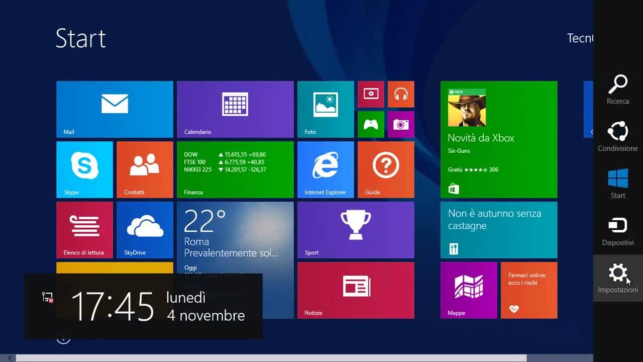 Windows 8 1 Pro x64 ITA ISO Download New Crack - YouTube