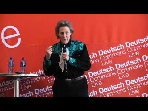 Temple Grandin: Types of Thinking
