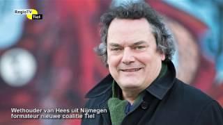 Regioflits - Wethouder Van Hees uit Nijmegen formateur nieuwe coalitie Tiel