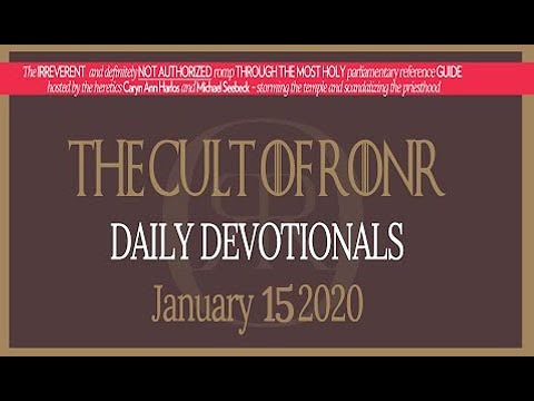 daily-devotions-in-ronr-january-15,-2020---orders-of-the-day