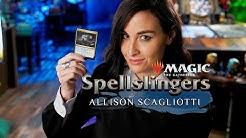 Day[9] vs. Allison Scagliotti | Magic: The Gathering: Spellslingers | Season 5, Episode 5