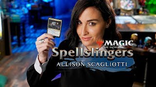 Day[9] Vs. Allison Scagliotti | Magic: The Gathering: Spellslingers | Season 5, Episode 5