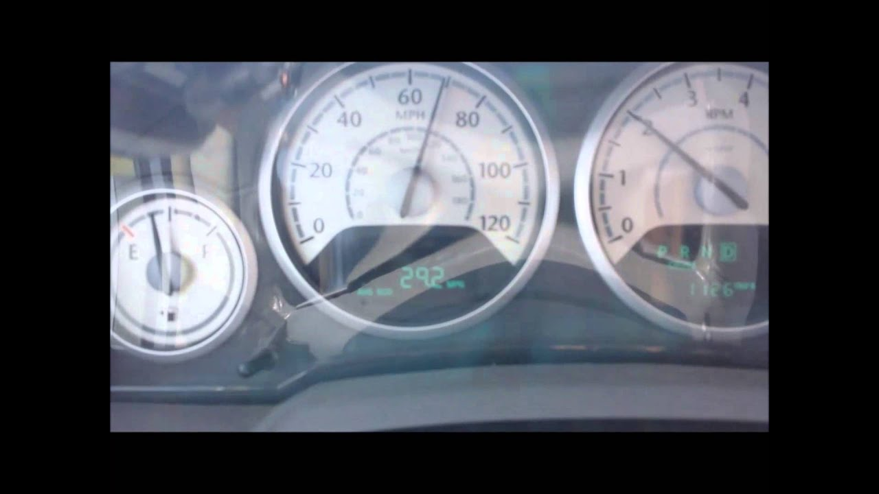 Fuel Vaporisation and HHO Chrysler Town & Country 30% more mpg ...