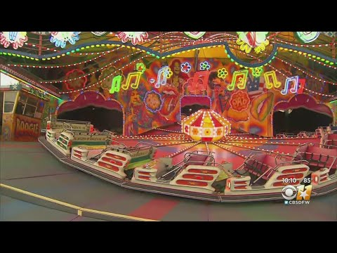 Gates About To Open For 2019 State Fair Of Texas