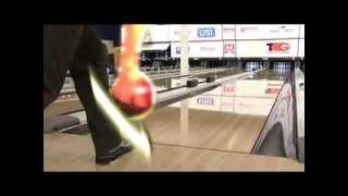 Learn How To Bowl Basic Bowling Techniques - The Release For A Hook -
