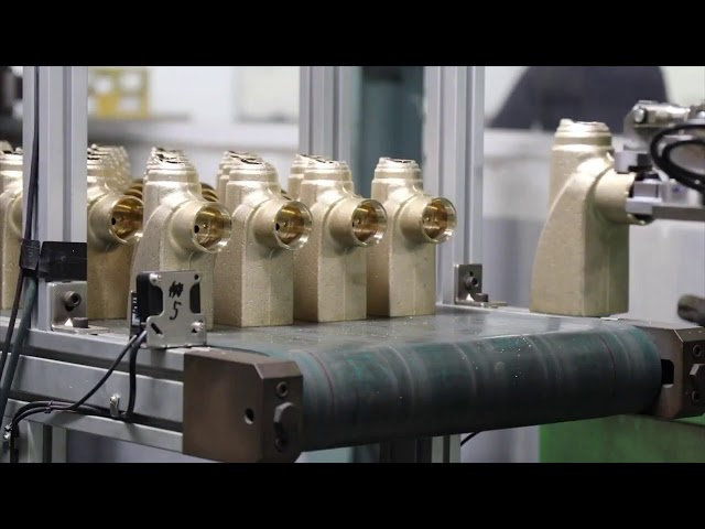 Asservimento macchina utensile cobot Doosan Robotics - Homberger Spa