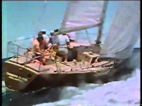 1975 Sydney Hobart Yacht Race Official Cruising Yacht Club of Australia Film