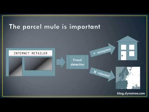 Parcel Reshipping Scams, Parcel Mules and Fake Job Offers