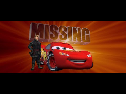 Disney & Others Meets Cars - Where Is McQueen?