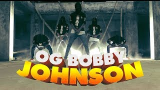 OG Bobby Johnson | Dzone Crew | Hip Hop Dance Choreography | Key Studio