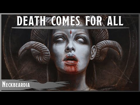 DEATH COMES FOR ALL