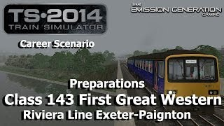 Preparations - Career Scenario - Train Simulator 2014