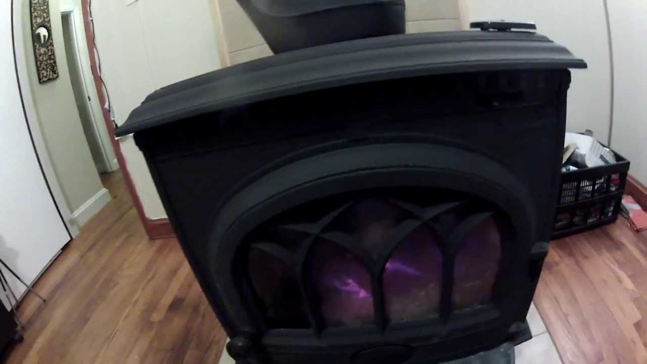- Year Review Of A Jotul F3 Wood Stove - YouTube