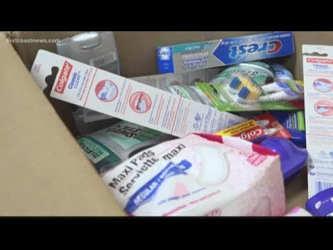 Bobcats Care Closet provides toiletries for students in need in Baker County Middle School