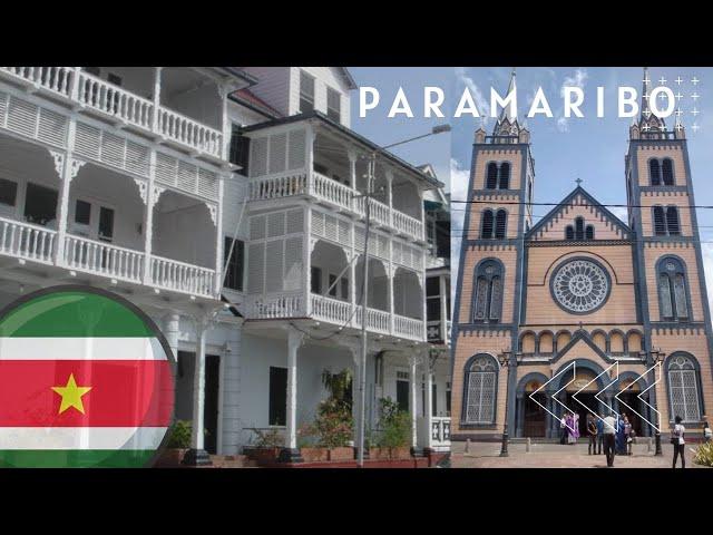 Paramaribo,Suriname 2016