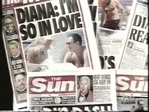 Headline News - on the Death of Princess Diana - Aug., 1997 - pt. 2 of 2
