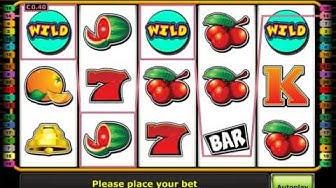 Golden 7 gokkast - Novomatic Casino Slots gratis spelen