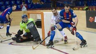 Fc barcelona lassa - hockey forte   euroleague 2016-17 2nd leg quarter finals