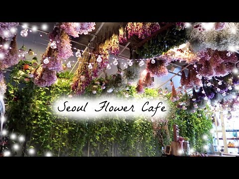 Seoul Flower Cafe