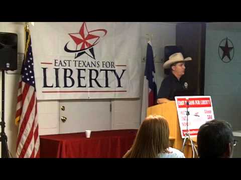 Understanding Texas' Open Carry with Terry Holcomb Part 2