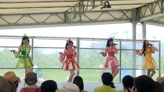 弘前りんご花まつり 1stステージ (弘前市りんご公園)