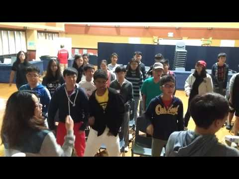 Interactive (Lunch Time) Dance - SuperTeens Singapore June 2015