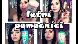 Letní nutnost | Deodoranty, antiperspiranty, spreje...