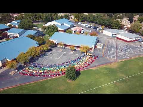Cool 2 B Kind Event at Gold Ridge Elementary School