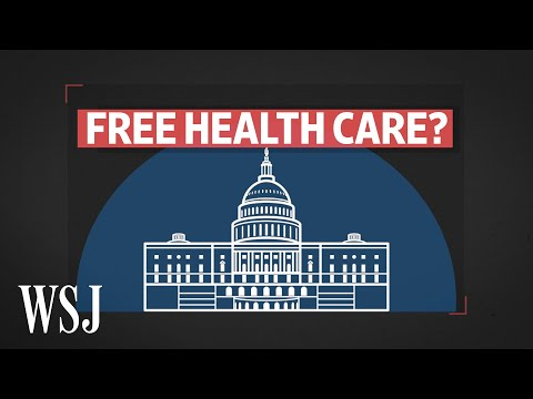 Who Pays for Health Care? Depends on Where You Live | WSJ