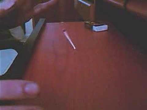 Telekinesis Matchstick - 17/02/2007