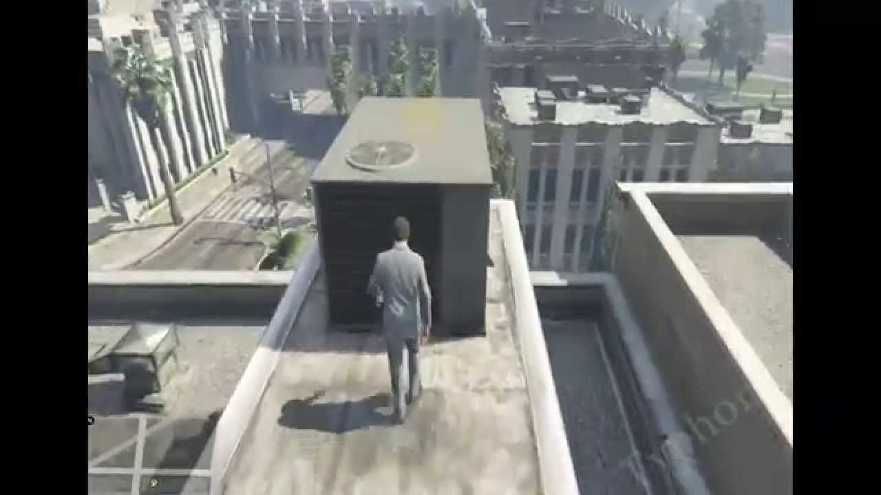 Gta 5 lester smart outfit