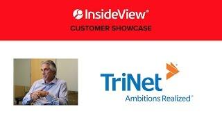 InsideView Customer Showcase | TriNet