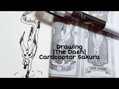 Drawing |The Dash |Cardcaptor Sakura|Prangka Style