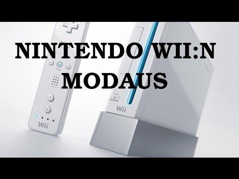 Nintendo Wiin modaus