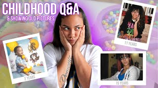 Embarassing Photos From My Childhood 👧🏽 | Crissy Danielle