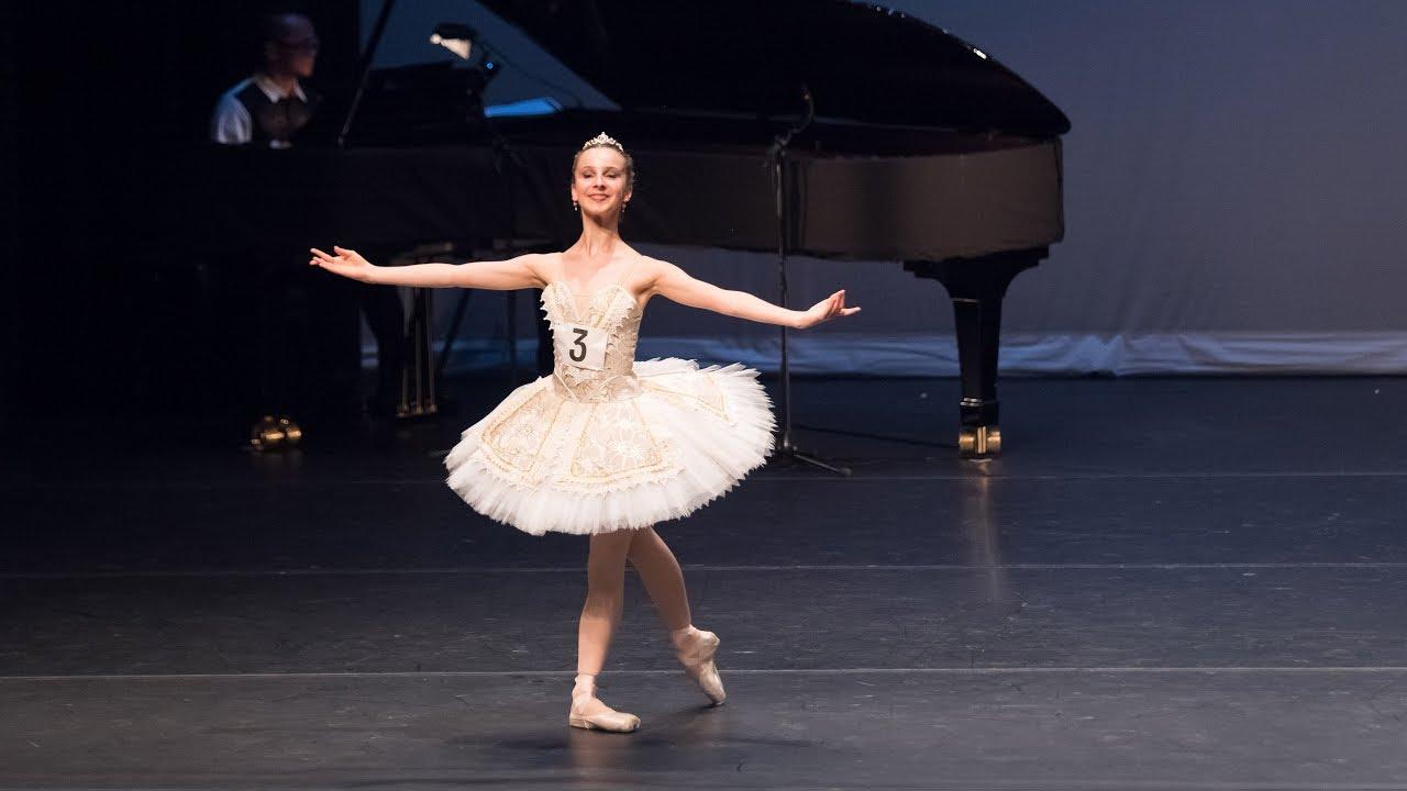 Genee International Ballet Competition 2018 Monet Hewitt Raymonda Act Ii Variation Ii