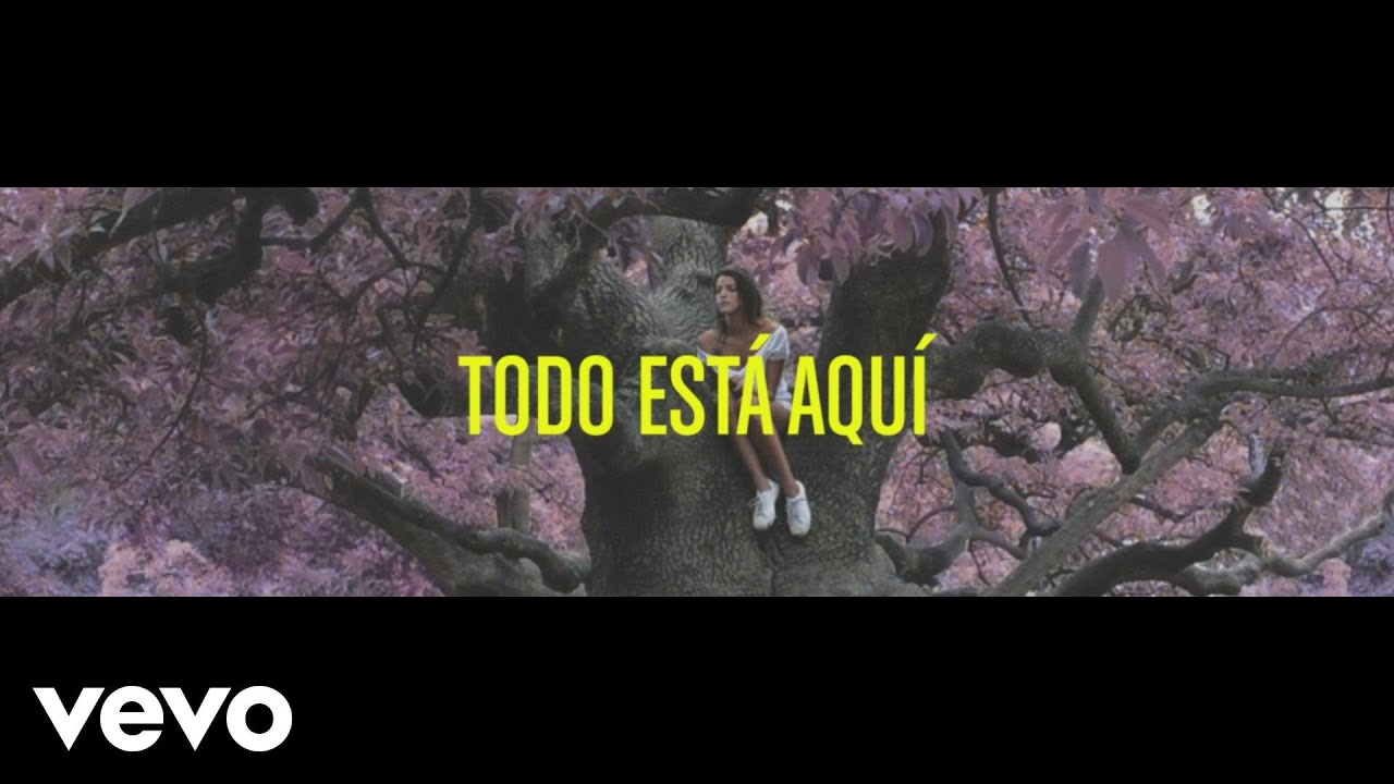 Julieta Venegas - Todo Está Aquí (Official Video)