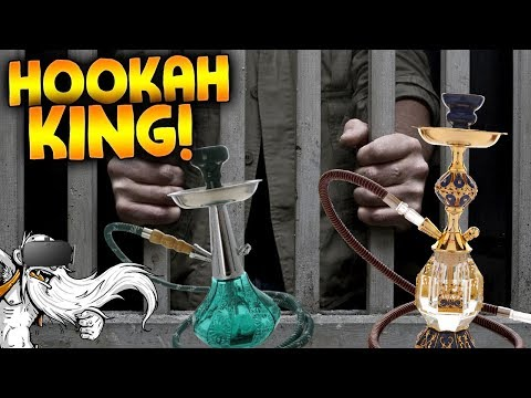 """Prison Boss VR Gameplay - """"I'M THE HOOKAH KING!!!"""" Virtual Reality Let's Play"""