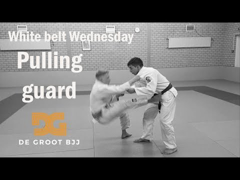 The complete guide to pulling guard (for beginners)