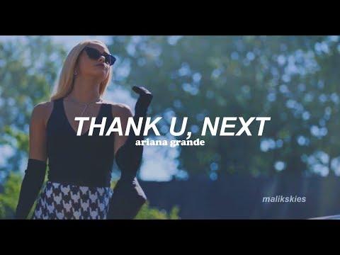 Ariana Grande - Thank U Next Traducida al español
