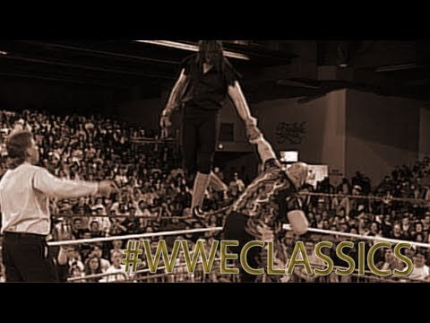 wwe-classics--u.k.-fan-favorites-1993,-undertaker-vs-bam-bam-bigelow