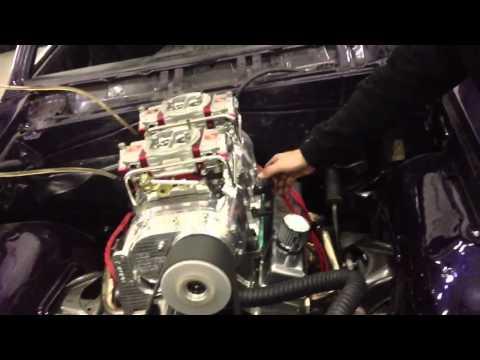 Pontiac GTO 65 Blower ILLICIT