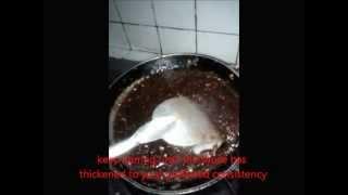 Ginisang Alamang Pinoy Style (sauteed Shrimp Paste)