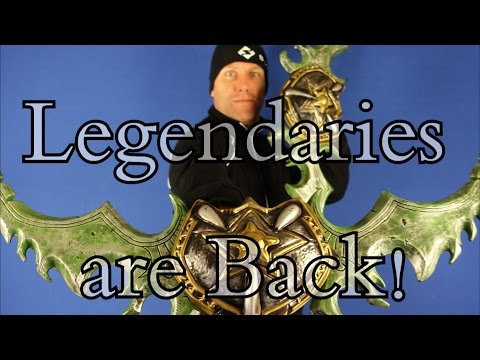 Swifty How to use Legendaries Weapons in WOD