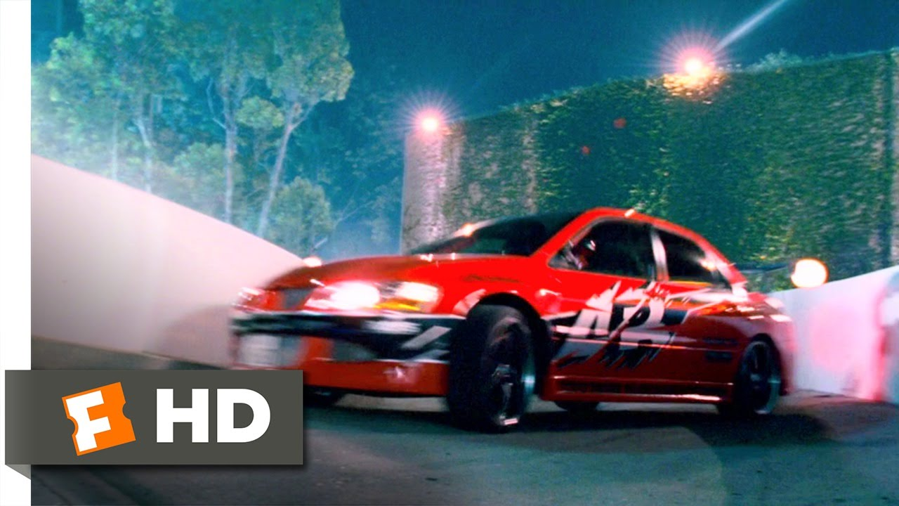 The Fast And The Furious Tokyo Drift Movie Clip