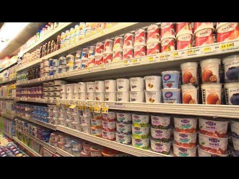 The benefits of eating yogurt