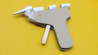 DIY Glue Gun Making Idea At Home/hot glue gun/diy hot glue gun