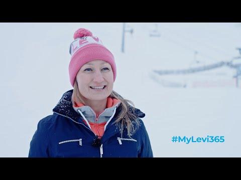 What #MyLevi365 Means To Tanja Poutiainen-Rinne? I Levi.ski
